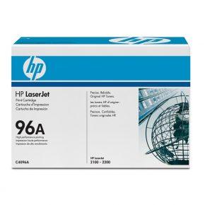 заправка картриджа HP C4096A