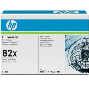 заправка картриджа HP C4182X