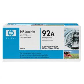 заправка картриджа HP C4092A