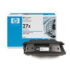 заправка картриджа HP C4127X
