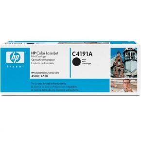 заправка картриджа HP C4191A