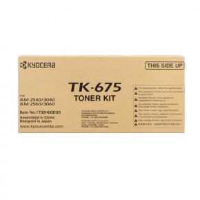 заправка картриджа Kyocera TK-675