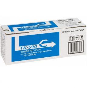 заправка картриджа Kyocera TK-590C
