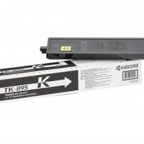 заправка картриджа Kyocera TK-895K