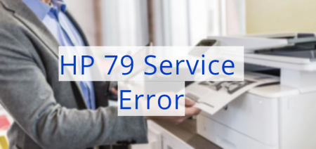 Ошибка 79 Service Error
